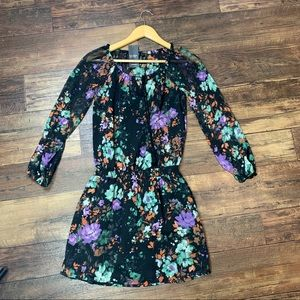 Jessica Simpson Laurelle floral dress